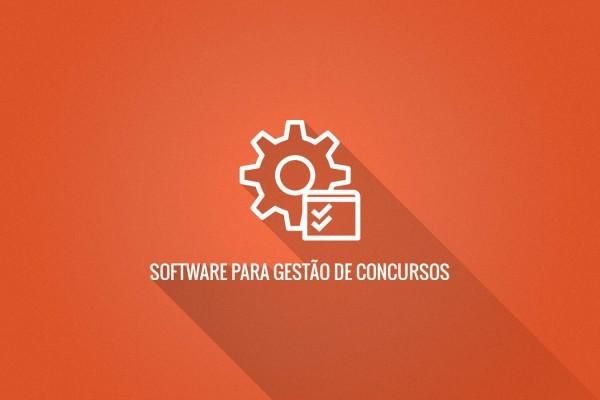 Software para Gestão de Concursos