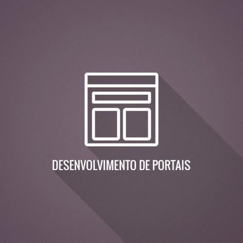 Desenvolvimento de Portais