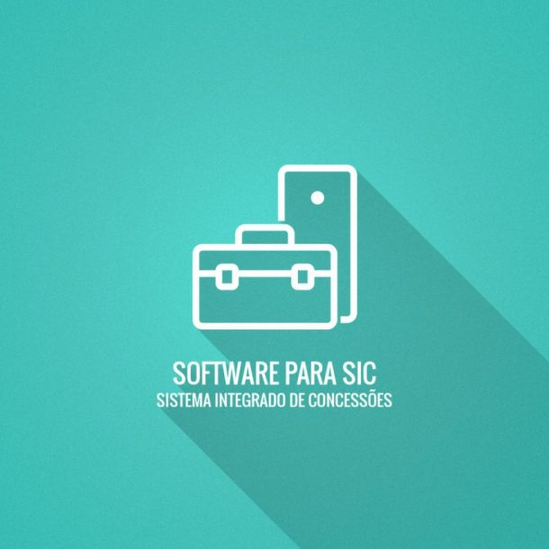 Software para Sistema Integrado de Concessões (SIC)