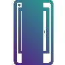 Aplicativo já instalado na AppStore e Google Play, pronto para download e uso.