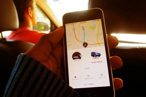 Uber-app