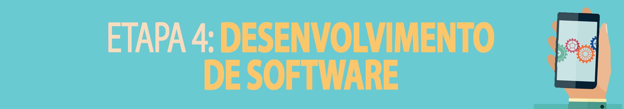 Como criar um aplicativo: a quarta etapa do desenvolvimento do seu aplicativo envolve desenvolver o software.