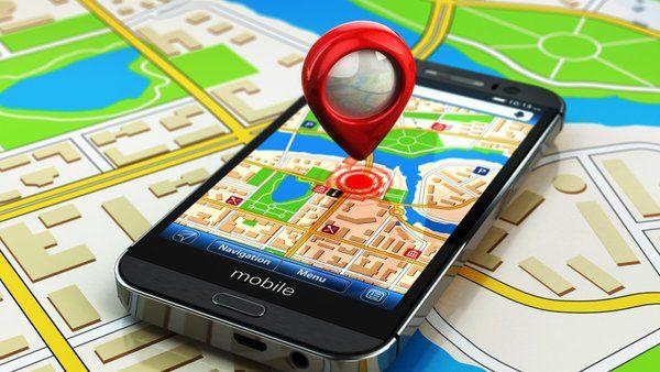 app geolocalização
