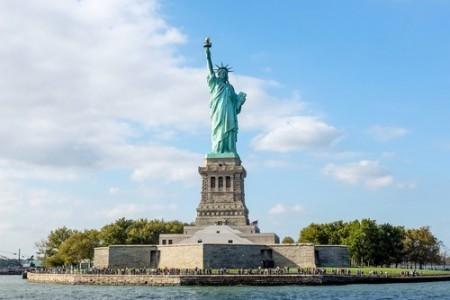 pedestal estatua liberdade financiamento coletivo