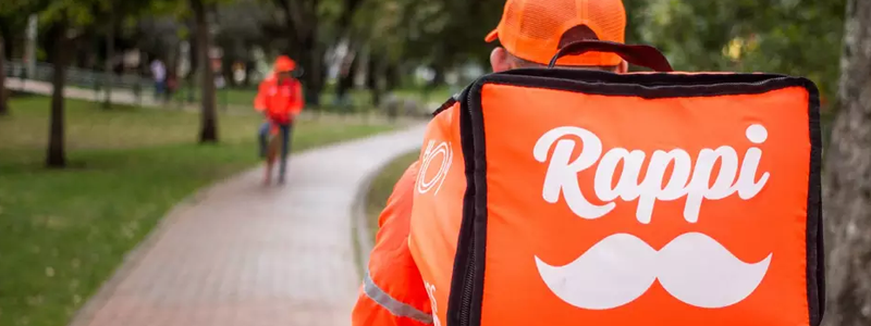 Rappi: aplicativos de delivery no Brasil