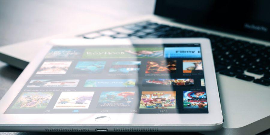 aplicativos de streaming