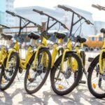 Aplicativo de compartilhamento de bicicletas