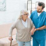 Aplicativo para trabalhar como cuidador de idosos